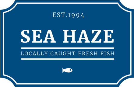 Sea haze fresh locally sourced fish in brighton for Fresh fish company menu